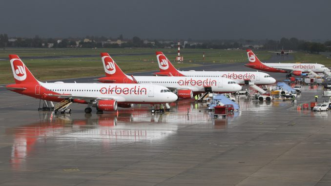 bf5bfbc0b13 Air Berlin shut down one year ago: What has changed since then ...
