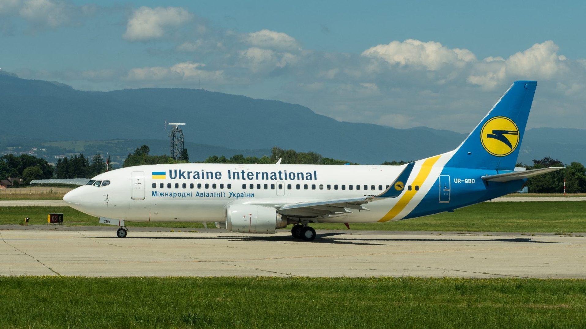 Ukraine International Airlines Ends Boeing 737 Classic