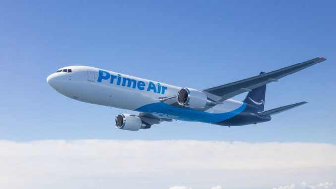 Amazon Air to lease ten additional Boeing 767 freighters