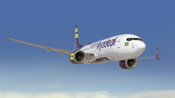 Saudi Arabian Low-Cost Carrier Cancels 30 737 MAX Orders