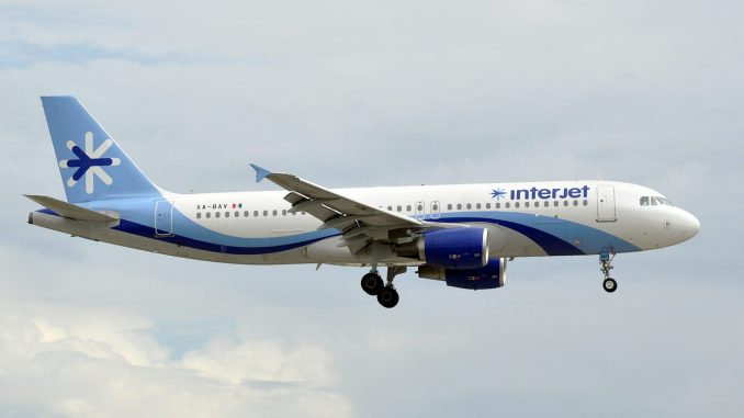 Interjet Airbus A320