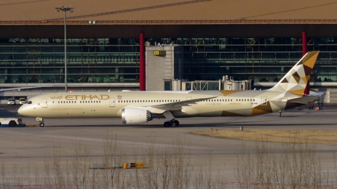 787 10 Dreamliner >> Etihad To Expand Boeing 787 10 Dreamliner Operations To Rome