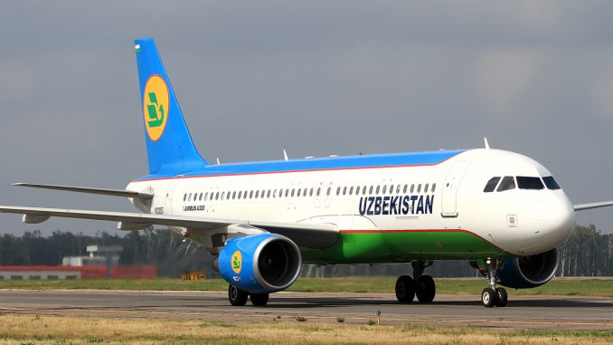 Uzbekistan Airways takes delivery of its first Airbus