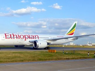 Ethiopian Airlines Boeing 787 Dreamliner