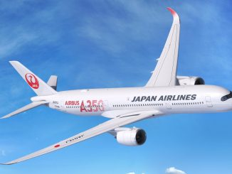 Japan Airlines Airbus A350