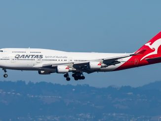 Qantas Boeing 747-400