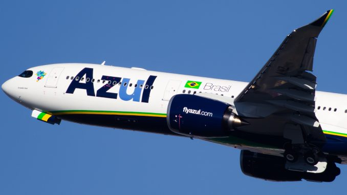 Azul Airbus A330neo