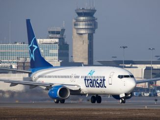 Air Transat Boeing 737