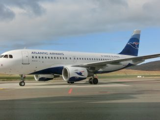 Atlantic Airways Airbus A319