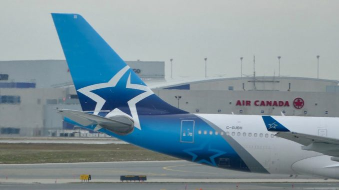 Air Canada enters talks to buy Transat