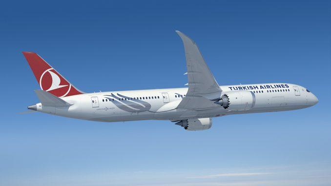 Boeing 787-9 Turkish Airlines
