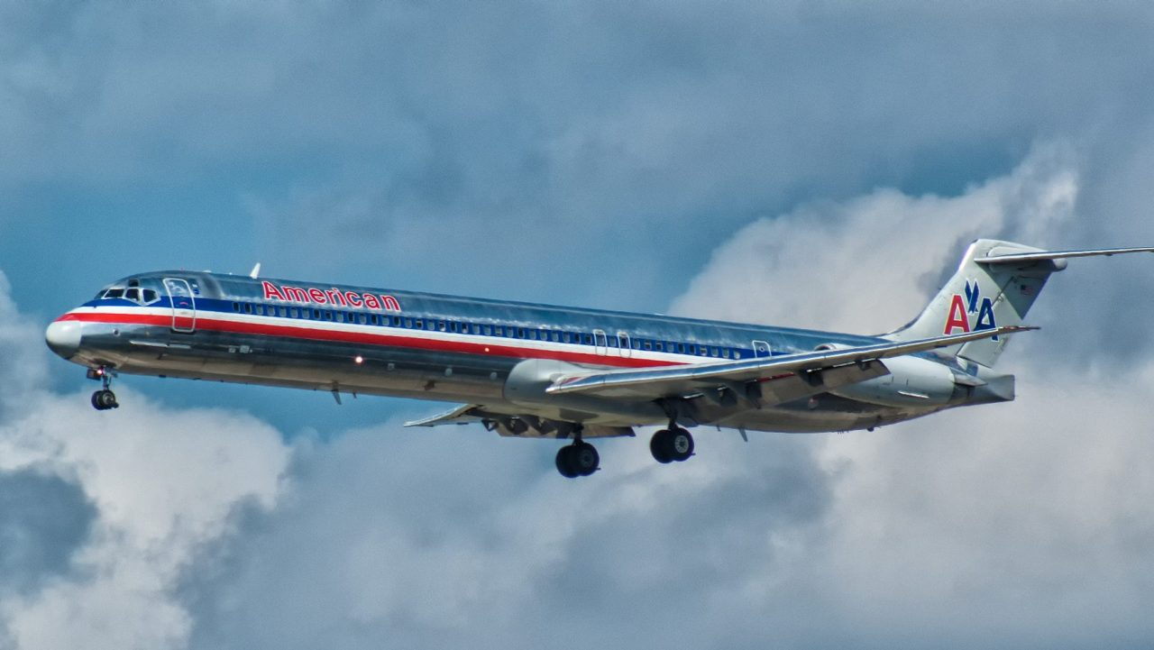 American Airlines To Retire Md 80 This Year