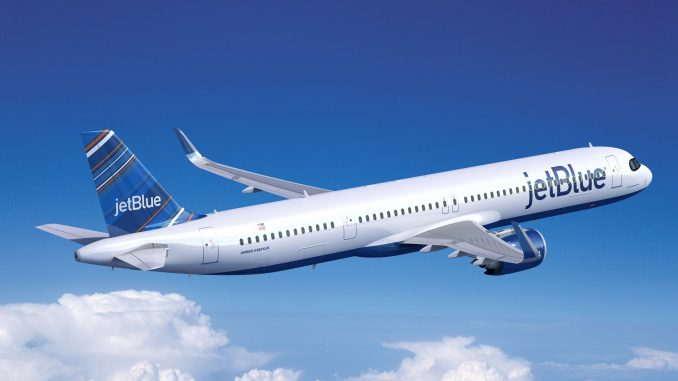 JetBlue orders Airbus A321XLR, firms up more A220s