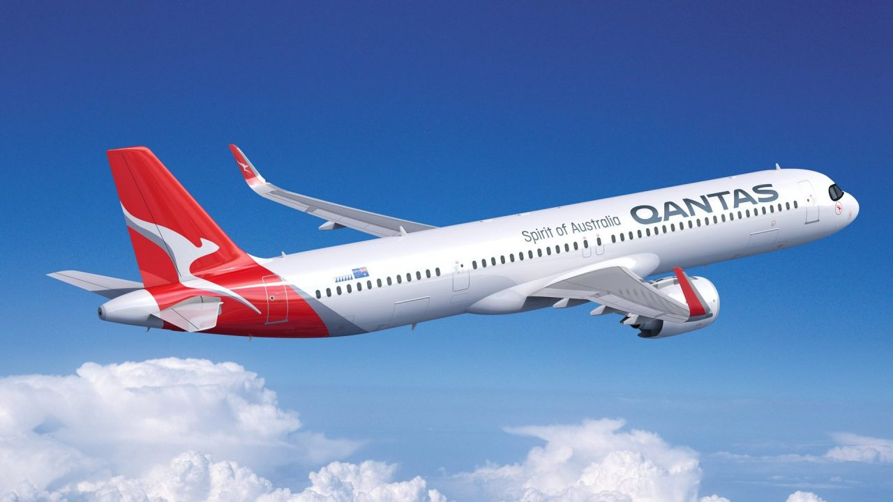 Qantas Orders Airbus A321xlr International Flight Network