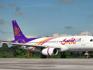 Thai Smile Airways Airbus A320