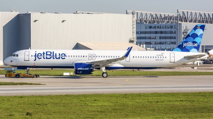 JetBlue receives its first Airbus A321neo | International