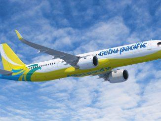 Cebu Pacific Airbus A321XLR