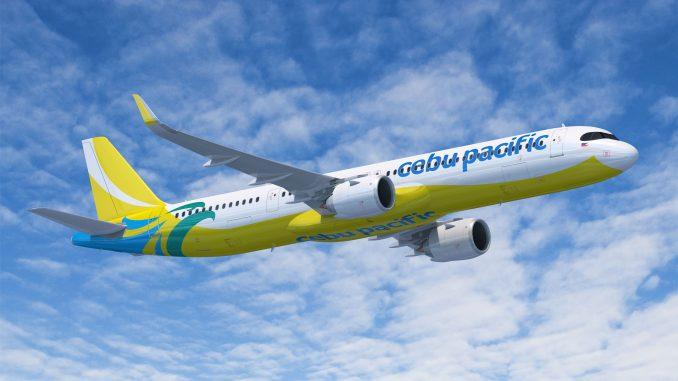 Cebu Pacific to order Airbus A320neo, A321XLR and A330neo