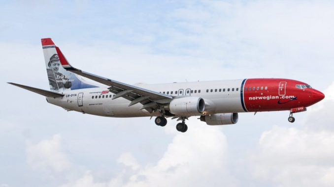 Norwegian Air boss checks out after 17 years