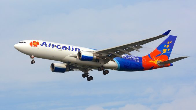 Aircalin Airbus A330neo