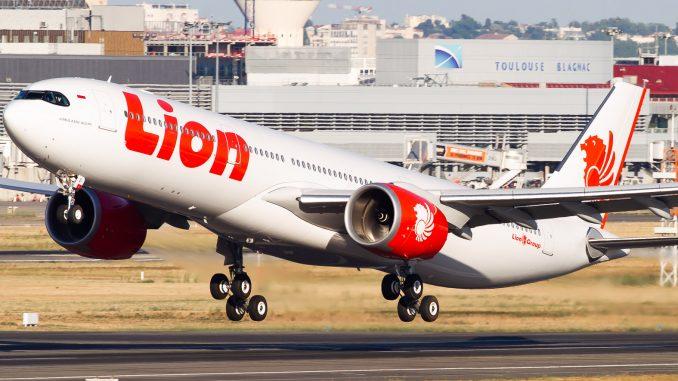 Lion Air Airbus A330neo