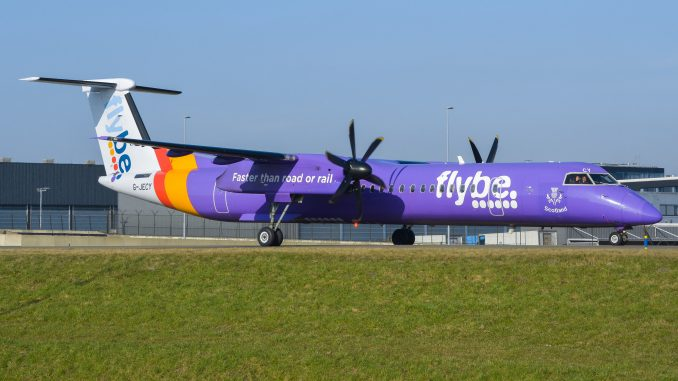 Stobart and Virgin-backed Connect Airways receives European Union approval for Flybe takeover