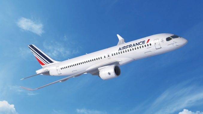 Air France-KLM orders Airbus A220