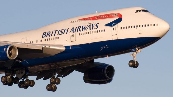 BA cancels flight to Lagos over IT glitch