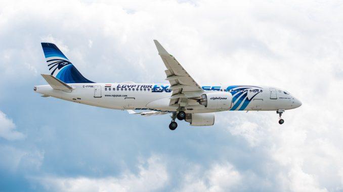 EgyptAir Airbus A220-300