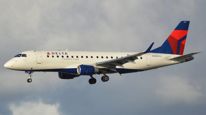 Delta Embraer E175
