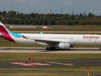 Eurowings Airbus A330-300