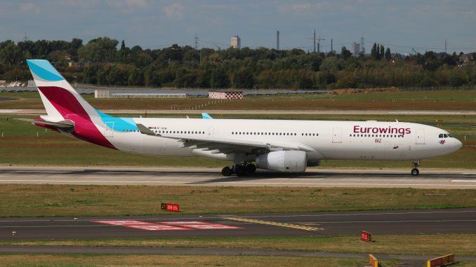 Eurowings Airbus A330-300