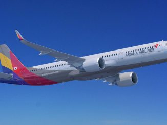Asiana Airlines Airbus A321neo
