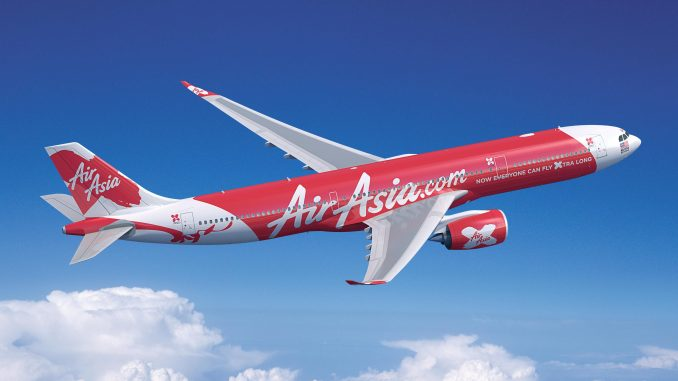 AirAsia X Airbus A330neo
