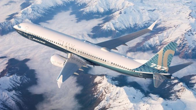 Boeing rolls out 737 MAX 10