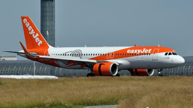 EasyJet says it will operate net-zero carbon flights