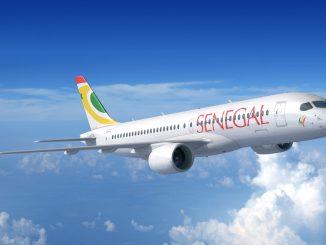 Air Senegal Airbus A220