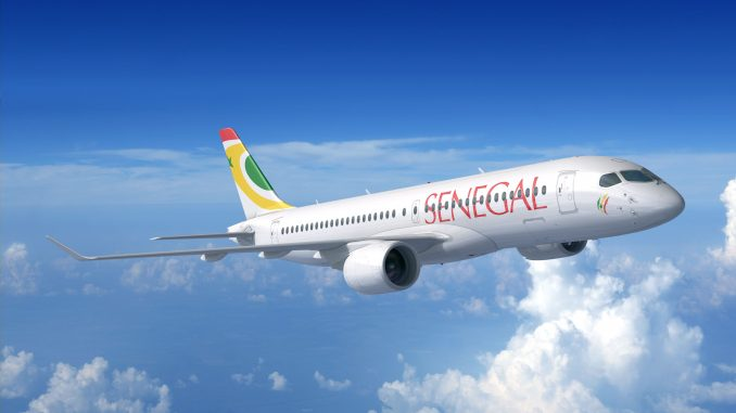 Air Senegal Airbus A220