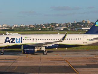 Azul Airbus A320neo