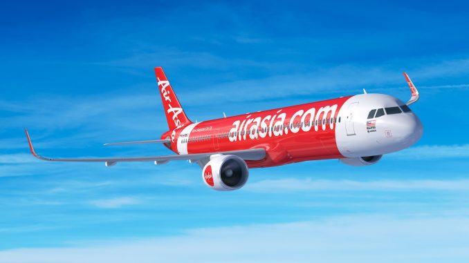 AirAsia Airbus A321neo