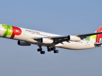 TAP Air Portugal Airbus A340-300