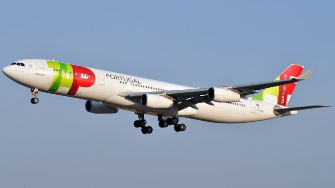 TAP Air Portugal Airbus A340-300