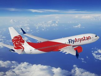 FlyArystan Boeing 737 MAX
