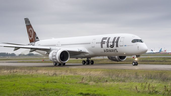 Fiji Airways Airbus A350