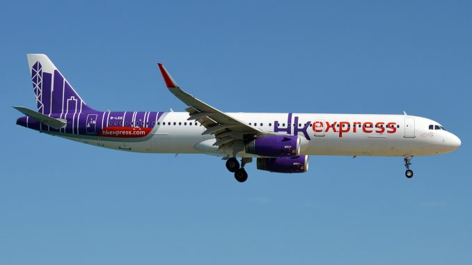 HK Express Airbus A321