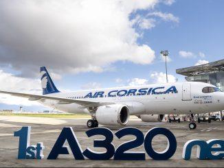 Air Corsica Airbus A320neo