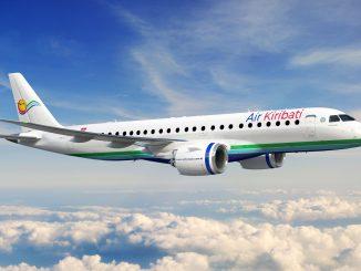 Air Kiribati Embraer E190-E2