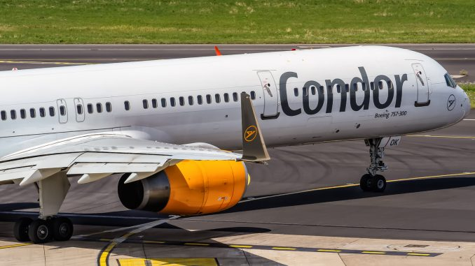 Owner of Poland's LOT airline buys Thomas Cook unit Condor