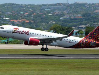Batik Air Airbus A320