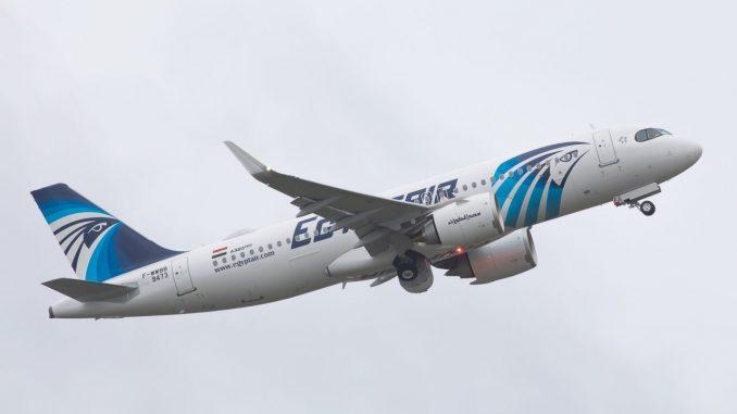 Egyptair Airbus A320neo